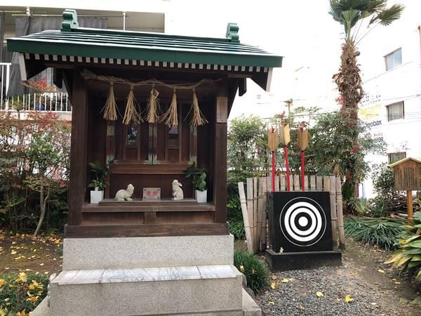 名古屋三輪神社うさぎ